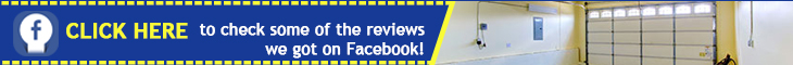 Join us on Facebook - Garage Door Repair Quincy